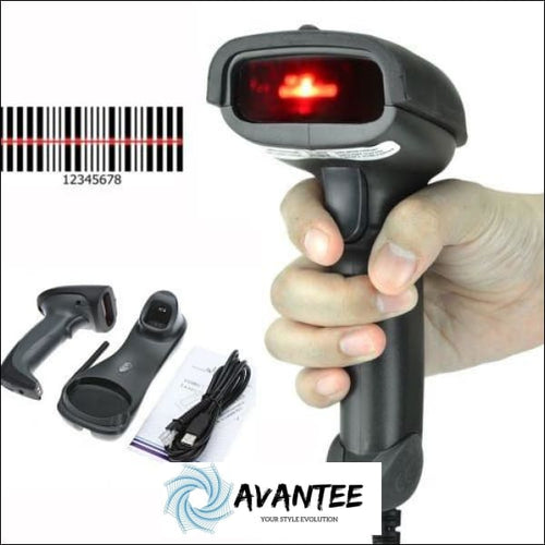 Laser Scanner with Cradle for sales or inventory - Business & Office