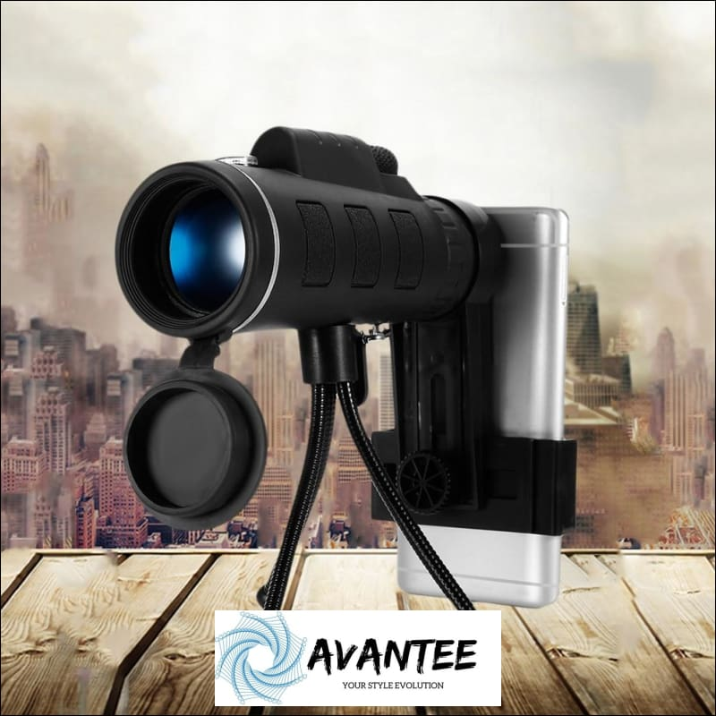 Monocular Hd Night Vision Telescope - Mobile Phones