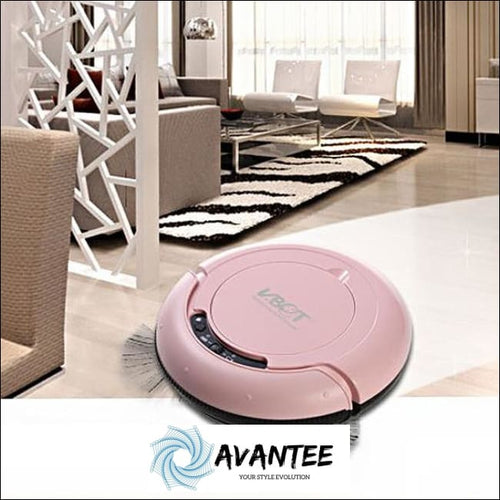 V-Bot T270 Multi-Functional Intelligent Robotic Vacuum Cleaner Dust Cleaner - Household Gadgets