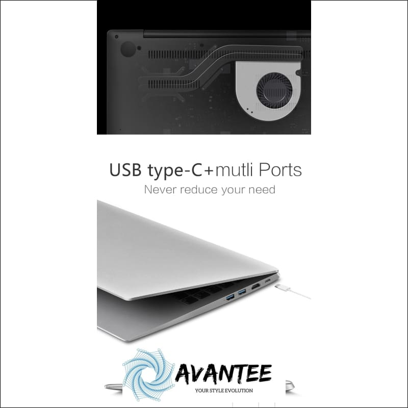 Voyo 8G Ram 1Tb Hdd Dedicated Card Ultrabook 15.6 Laptop Intel Dual Core I7 6500U Computer - Laptops