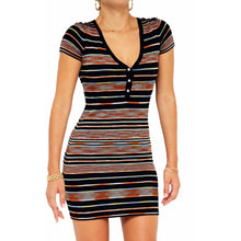 Load image into Gallery viewer, M Missoni Stripped Dress