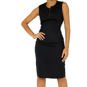 J. Lindeberg Stretch Wool Dress