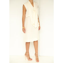 Load image into Gallery viewer, Derek Lam Sleeveless Tie Front Dress
