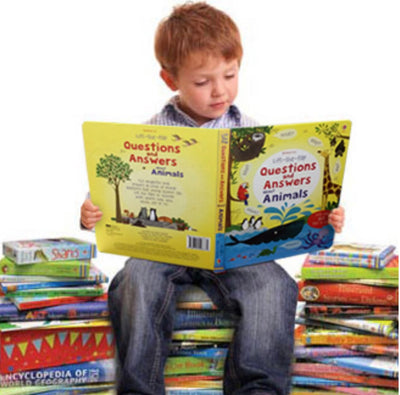 Picture Books Ages 4-8