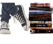 Teen Fiction & Biographies Ages 12 & Up