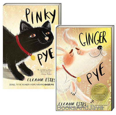 Ginger Pye and Pinky Pye by Eleanor Estes