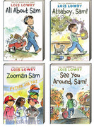 All About Sam, Attaboy, Sam, See You Around, Sam, and Zooman Sam by Lois Lowr
