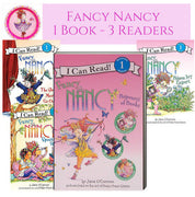 I Can Read : Level 1 :  Fancy Nancy Potpourri of Books : Poison Ivy Expert, The Show Must Go On, Spectacular Spectacles  by Jane O'Connor (Paperback)