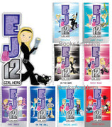 EJ12 Girl Hero, 1-8 : Hot & Cold, Jump Start, In the Dark, Rocky Road, Choc Shock ... by Susannah McFarlane (8 Paperbacks)