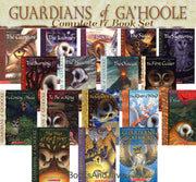 Guardians of Ga'Hoole Complete Set 1-15 + Lost Tales & Rise of a Legend Kathyrn Lasky