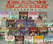 Dragon Slayers' Academy Complete Set : Books 1-20  by Kate McMullan