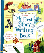 My First Story Writing Book by Louie Stowell