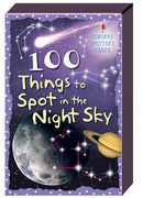 Usborne 100 Things to Spot in the Night Spot  by Phillip Clarke (Card Deck)