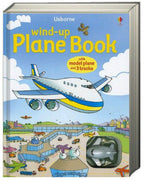 Usborne Wind-Up Books : Wind-Up Plane Books by Heather Amery (Board Book)
