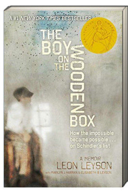 The Boy on the Wooden Box : How the Impossible Became Possible... On Schindler's List by Leon Leyson