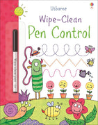 Usborne Wipe-Clean Pen Control