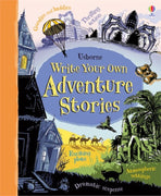 Usborne Write Your Own Book :  Write Your Own Adventure Stories by Paul Dowswell (Hardcover, Enclosed Spiral)
