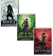 Summoner Series : Books 1-3 : The Novice, The Inquisition, The Battlemage by Taran Matharu