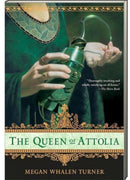 The Queen's Thief : Book 2 : The Queen of Attolia by Megan Whalen Turner (Bargain Paperback)