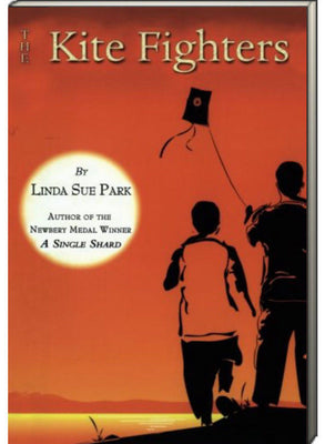 The Kite Fighters by Linda Sue Park  (Bargain Paperback)
