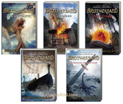 Brotherband Complete Set : Books 1-5 : The Outcasts, The Invaders, The Hunters, Slaves of Socorro, Scorpion Mountain by John Flanagan