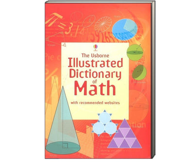 The Usborne Illustrated Dictionary of Math by Kirsteen Rogers