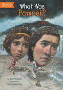 What Was Pompeii?  by Jim O'Connor (Paperback)
