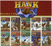 Hank the Cowdog : Books 1-10 The Original Adventures of Hank the Cowdog ... by John R. Erickson (10 Paperback Book Set)