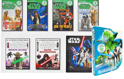 DK Readers : Level 2 : Star Wars Ultimate Collection