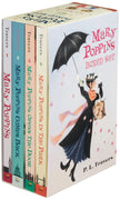 Mary Poppins Boxed Set : Mary Poppins, Mary Poppins Comes Back, Mary Poppins Opens the Door, Mary Poppins in the Park by P. L. Tavers