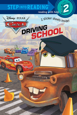 Step Into Reading : Steps 2 : Disney Pixar Cars : Driving School (Paperback)