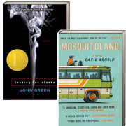 Mosquitoland and Looking for Alaska by John Green (2 Paperback Book Set)
