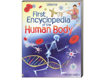 Usborne First Encyclopedia of The Human Body by Ben Denne (Paperback)