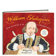 William Shakespeare : Scenes From the Life of the World's Gratest Writer by Mick Manning & Brita Granstrom (Hardcover)