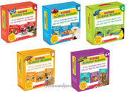 Guided Science Readers Parent Packs Complete Set : Level A,B,C,D & E-F by Liza Charlesworth (5 Box Sets, Paperbacks)