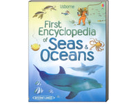 Usborne First Encyclopedia of Seas & Oceans by Ben Denne