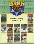 Hank the Cowdog Books 11-20 : The Phantom in the Mirror ...by John R. Erickson (10 Paperback Book Set)