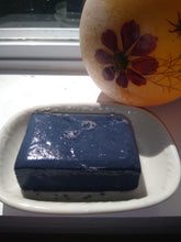 Load image into Gallery viewer, Lavender & Charcoal Face Soap