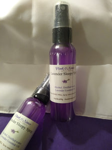 Sleepy Time Lavender Spray