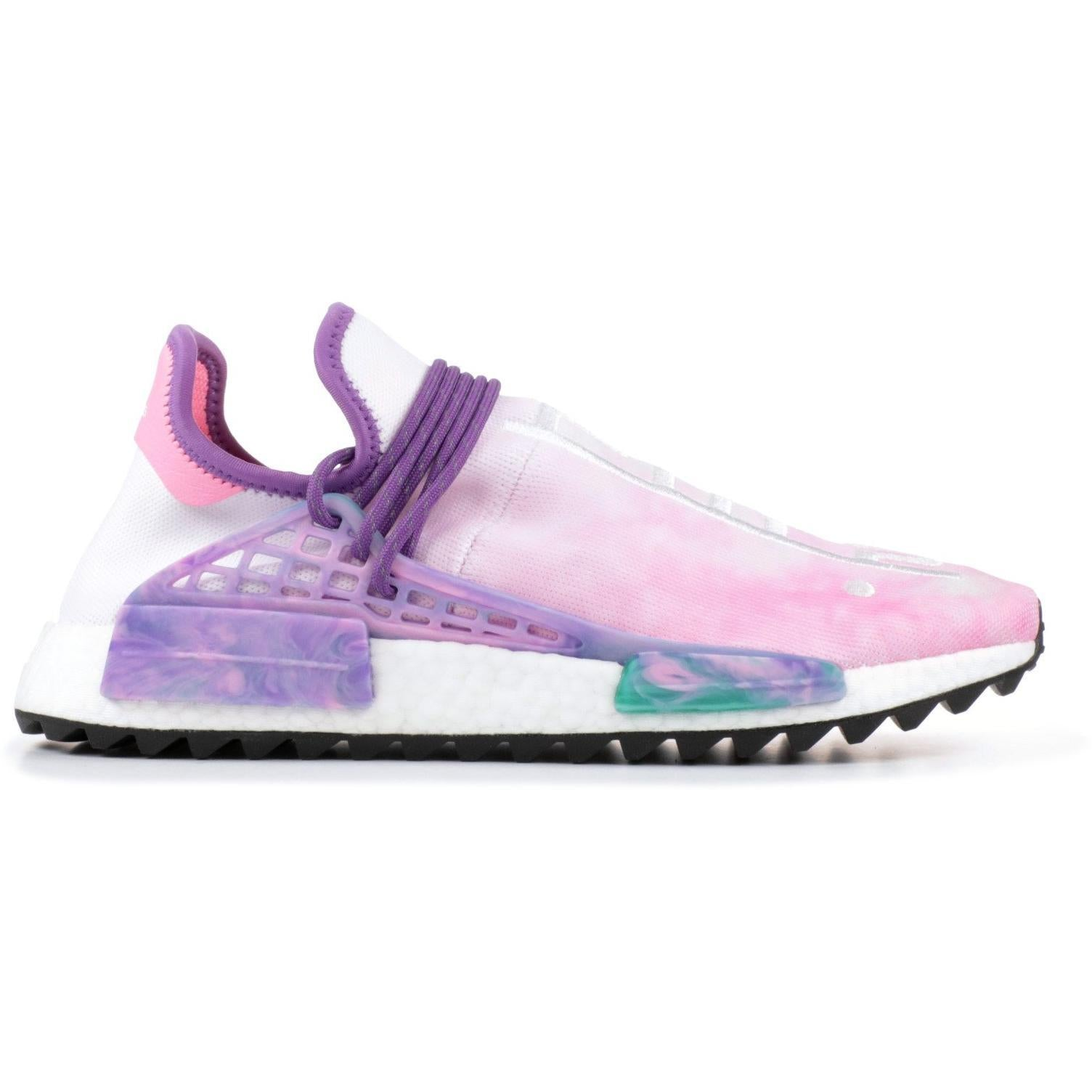 new arrivals 1543f 64177 PW HUMAN RACE NMD TR - HOLI FESTIVAL PACK (PINK GLOW)