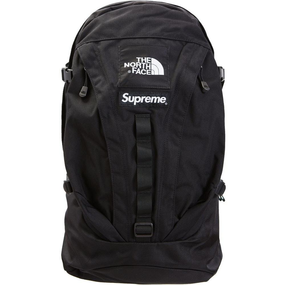 b0dad5479f5 SUPREME BAGS OS SUPREME TNF - EXPEDITION BACKPACK (BLACK)