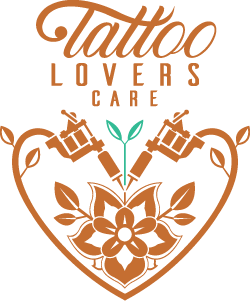 Tattoo Lovers Care Logo