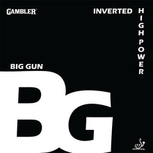 Load image into Gallery viewer, GAMBLER BIG GUN OH-TORO - americantabletennis