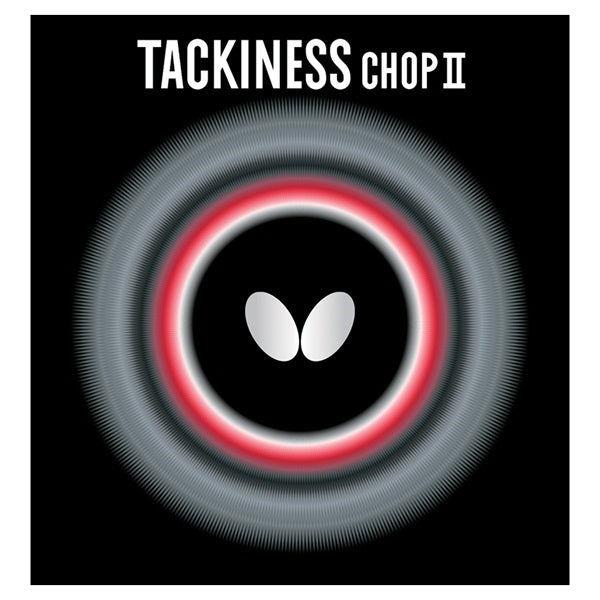 Butterfly Tackiness Chop II - americantabletennis