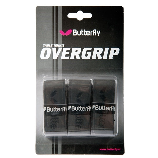 Butterfly Overgrip Soft Tapes - americantabletennis