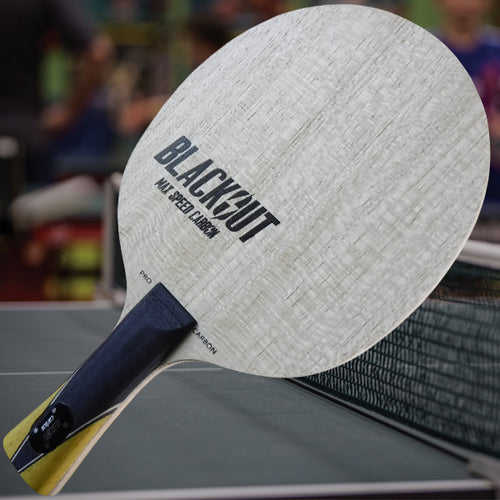 Gambler Blackout Max Speed Carbon - americantabletennis