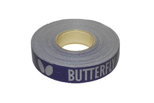 Side Tape Blue/Silver 12mm X 10m - americantabletennis