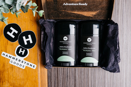 Active Deodorant (duo pack)