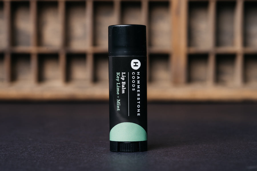 Lip Balm - Key Lime + Mint