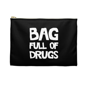 Bag Full Of Drugs Accessory Bag, Funny Medical Zipper Pouch Medicine Hospital Get Well Gift Travel Festival Bag Pills Medication Accessory - Starcove Design